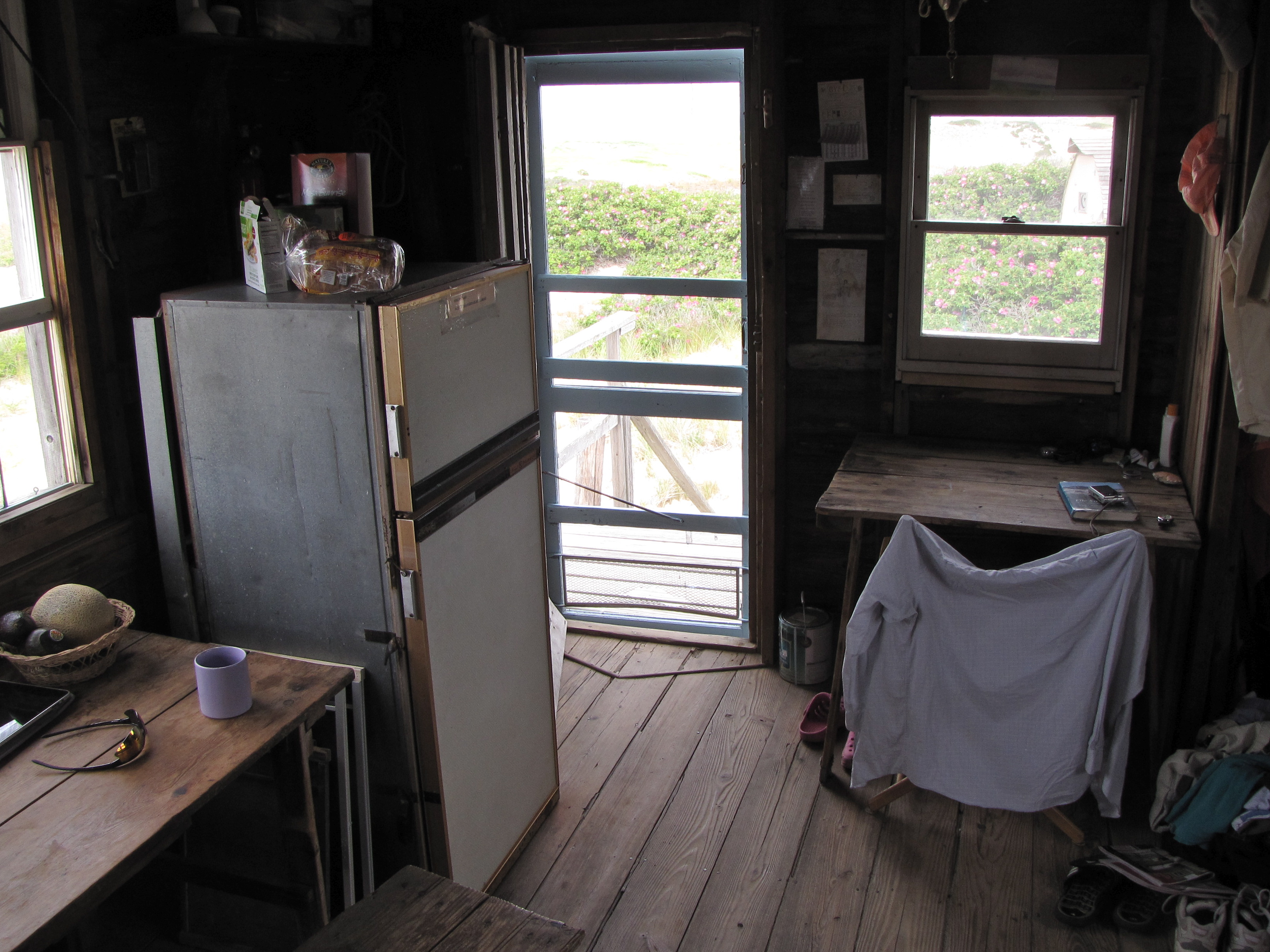 Dune Shacks Cape Cod Part - 44: Our Shack, One Of 18 Along A Five-mile Stretch, Is A Remnant From The 1920s  And 1930s. Individually And Collectively, They Have Had Unusual Histories,  ...
